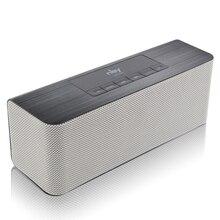 NBY 5540 беспроводной переносной динамик Bluetooth стереоколонка 10 Вт системы музыка сабвуфер Колонка Поддержка Tf карты Fm для телефона