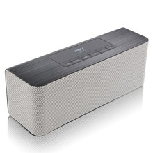 NBY 5540 Wireless Speaker Portable Bluetooth Speaker Stereo Sound 10W System Music Subwoofer Column Support Tf Card Fm for Phone(China)