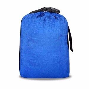 Image 3 - 300*200cm Ultra grand 2 3 personnes dormir Parachute hamac chaise Hamak jardin balançoire suspendu extérieur Hamacas Camping 118*78