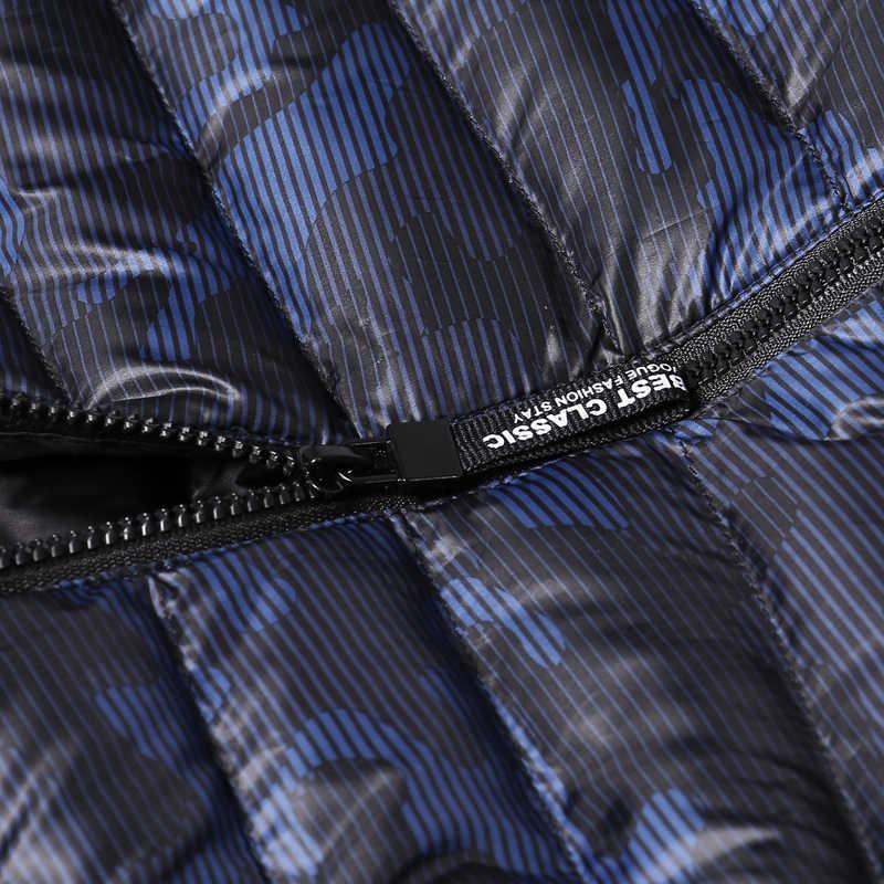 冬のジャケットの男性迷彩ジャケット男性暖かいフード付きコートファッションカジュアルダウン男性パーカープラスサイズ M-4XL