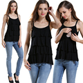 Emotion Moms Summer Maternity Clothes Breastfeeding Maternity Camisole Nursing Tops for Pregnant Women maternity Tank Tops