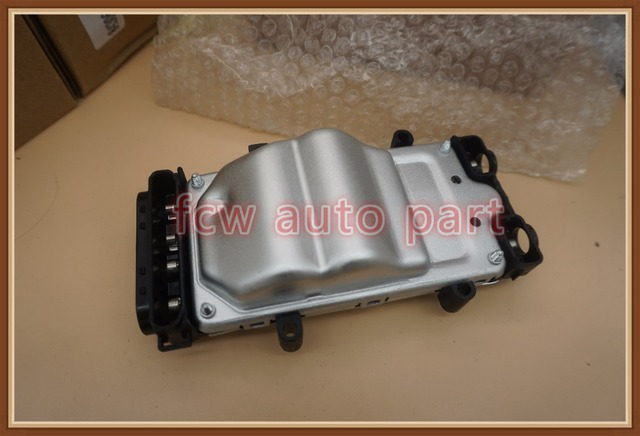 US $55 0  cooling ELECTRIC RADIATOR FAN CONTROL MODULE for AUDI Q7 05 15 OE  1137328096 1137328098 1137328362-in Condensers & Evaporators from