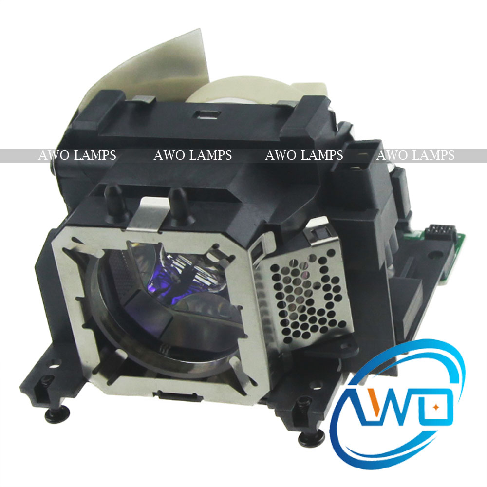 AWO Quality New Replacement Projector Lamp ET-LAV300 for PANASONIC PT-VW340U PT-VW340Z PT-VW345NU PT-VW345NZ PT-VX410U PT-VX410Z pt ae1000 pt ae2000 pt ae3000 projector lamp bulb et lae1000 for panasonic high quality totally new