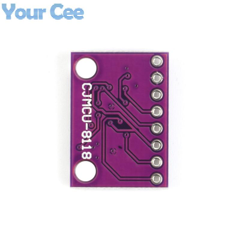 HDC1080 CCS811 Carbon Monoxide CO2 VOCs Air Quality Numerical Gas Temperature Humidity Sensor Module Electronic DIY For Arduino (1)