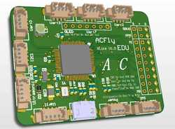 Electronic Design Competition Open Source Four-Axis Tracking Vehicle GPS Fixed-Point Optical Flow Fixed-Point Acfly
