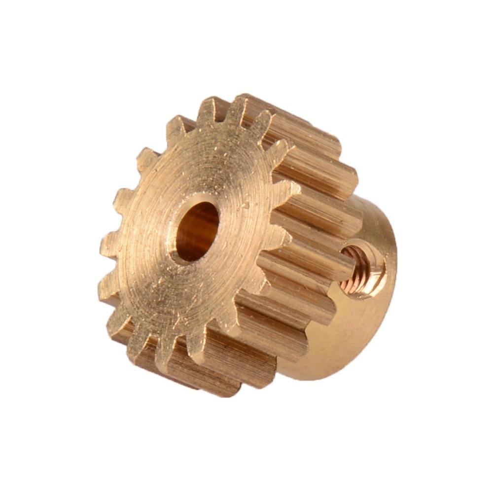 Wltoys 12428 12423 RC Car Spare parts Upgrade 12428-0088 Motor Gear 12428 Motor Gear 15.2*10mm Motor Pinion Gear