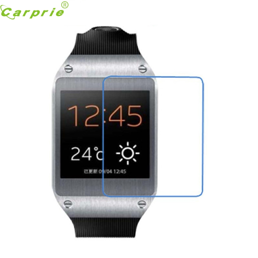 CARPRIE Factory Price 5x CLEAR Screen Protector Guard Cover Film for Samsung Galaxy Gear V700 60415