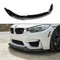 F82 M4 Vorsteiner Style Carbon Fiber Body Kit Front Bumper Lip for BMW F82 M4 2014-2016