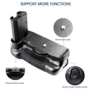 Image 5 - Профессиональный многофункциональный аккумулятор Travor для камеры Nikon D7500 DSLR
