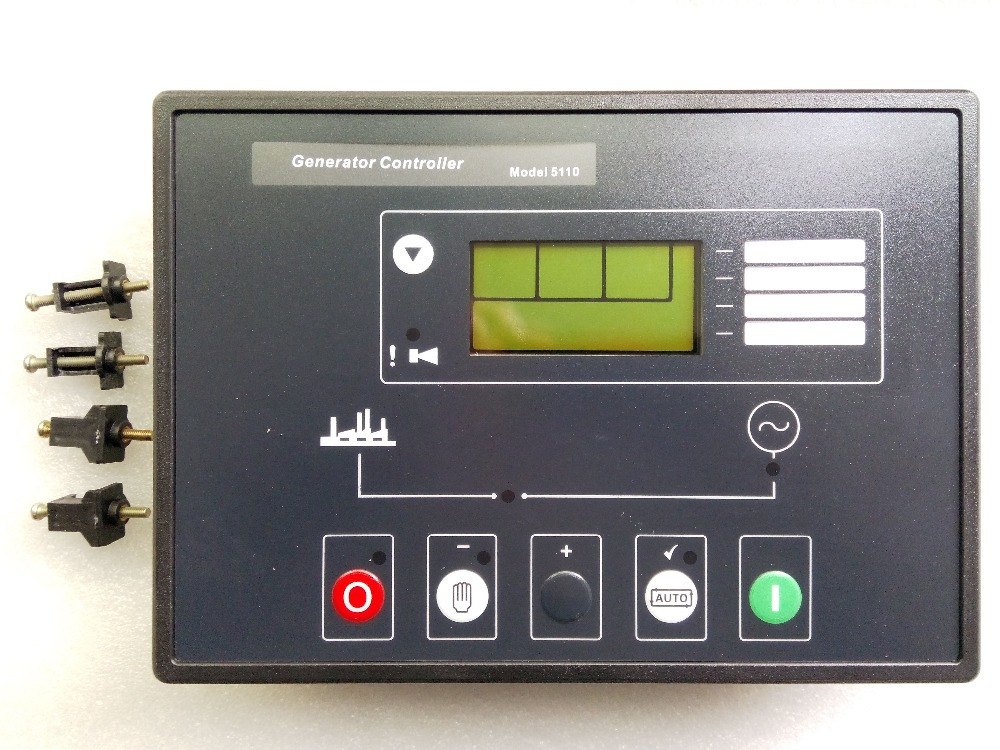 made in China Deep Sea P5110 Auto Start Control Module Generator Controller Module LCD Display replace DSE5110 dse702 as genset controller electronic auto start controller module generator