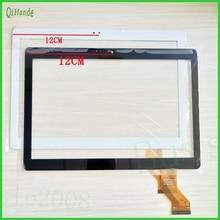 """Blanco Nuevo 10.1 """"pulgadas de Pantalla Táctil Digiziter YLD-CEGA442-FPC-A0 Para Tablet PC Externa Sensor de Repuesto Envío Gratis"""