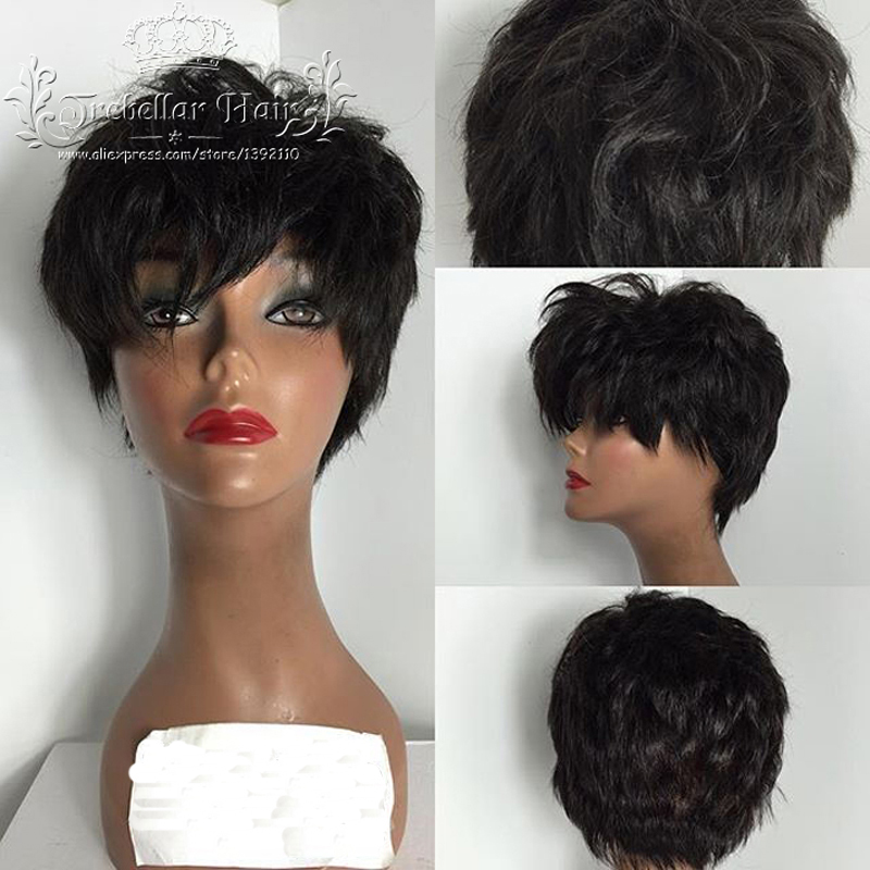 Where To Buy Short Full Lace Wigs 44