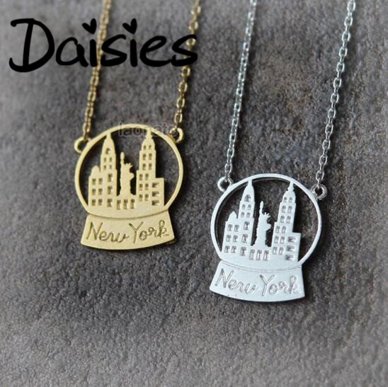 Daisies One Piece New Fashion Cute Gold Silver New York ...