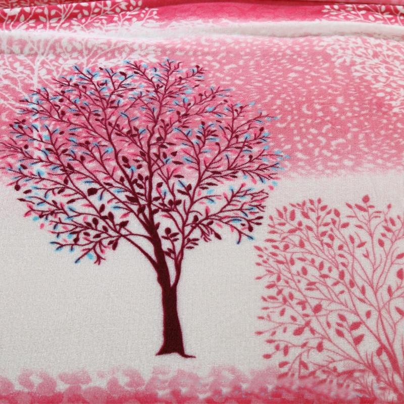 Coral Fleece Yorğan Yataqda Rahat - Ev tekstil - Fotoqrafiya 4