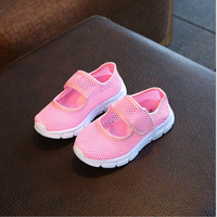 KKABBYII Candy Color Kids Shoes Summer Breathable Mesh Children Shoes Single Net Cloth Sports Sneakers Boys Shoes Girls Shoes