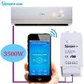 Itead Sonoff POW אלחוטי אינטליגנטי אוטומציה מתג מודול מדידת צריכת חשמל מרחוק אוטומציה בית חכמה WiFi
