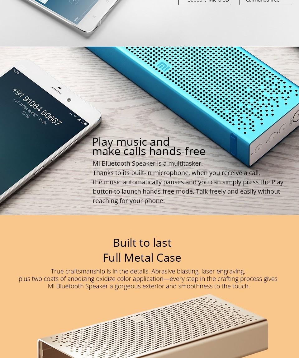 mi Bluetooth HIFI Speaker (3)