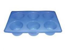 Форма для кексов REGENT INOX, SILICONE, 28,5*19*5 см