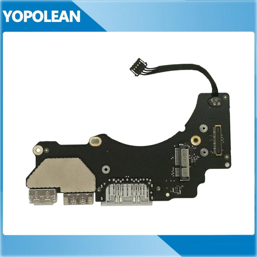 Carte i/o droite USB HDMI SCXC pour Macbook Pro 13
