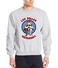 Men's Fashion Breaking Bad sweatshirts LOS POLLOS