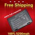 5200mah battery For Asus K50A K50AB K50AD K50AE K50AF K50C K50E K50I K50ID K50IE K50IJ K50IL K50IN K50IP K50X K51 K51A K51AB