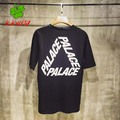 palace skateboard shirt homme hip hop thrasher skateboard t shirt men  100% Cotton Tops & Tee Palace T-shirts KANYSP