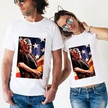 willie nelson tshirt flag graphic tees women 2019 fashion harajuku shirt streetwear print 90s casual cotton christmas shirts