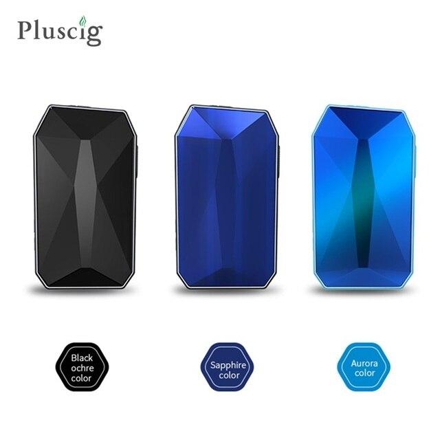Набор электронной сигареты SMY Pluscig K2 2900 мА/ч, Батарея Циркон поверхности дизайнерский брелок Форма Vape нагрева табачный вапорайзер Совместимость с 1QOS палка