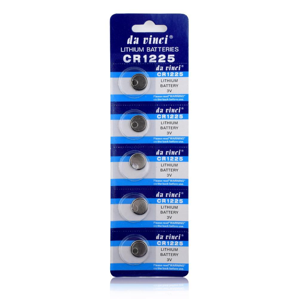 Botão Baterias Celulares bateria de lítio cr 1225 Tamanho : 1.2cm / 0.47''