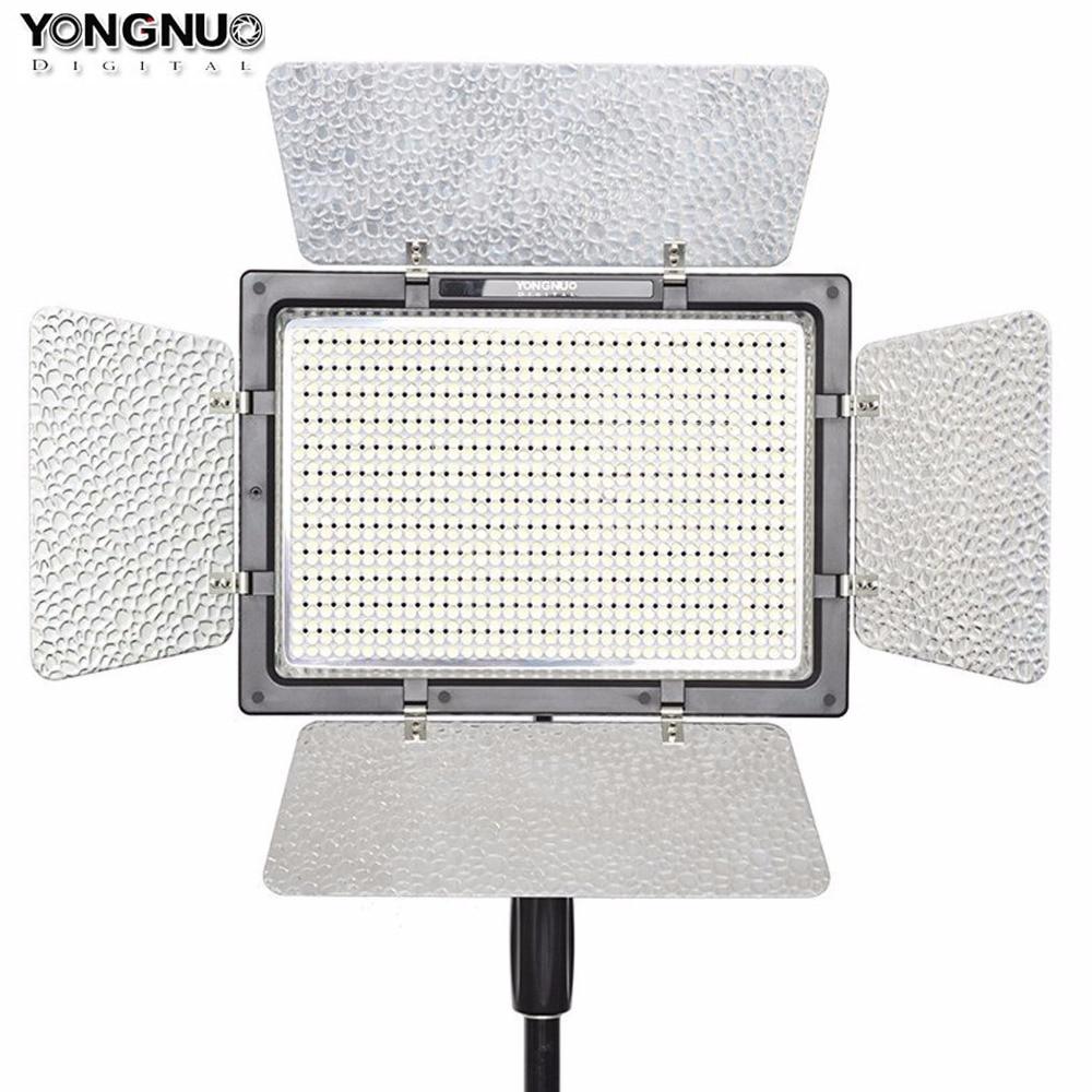 YONGNUO YN900 Pro Photographie led éclairage vidéo 5500 K Appareil Photo Reflex Numérique Caméscope Lampe APP Contrôle 900 studio led Photo Éclairage Extérieur