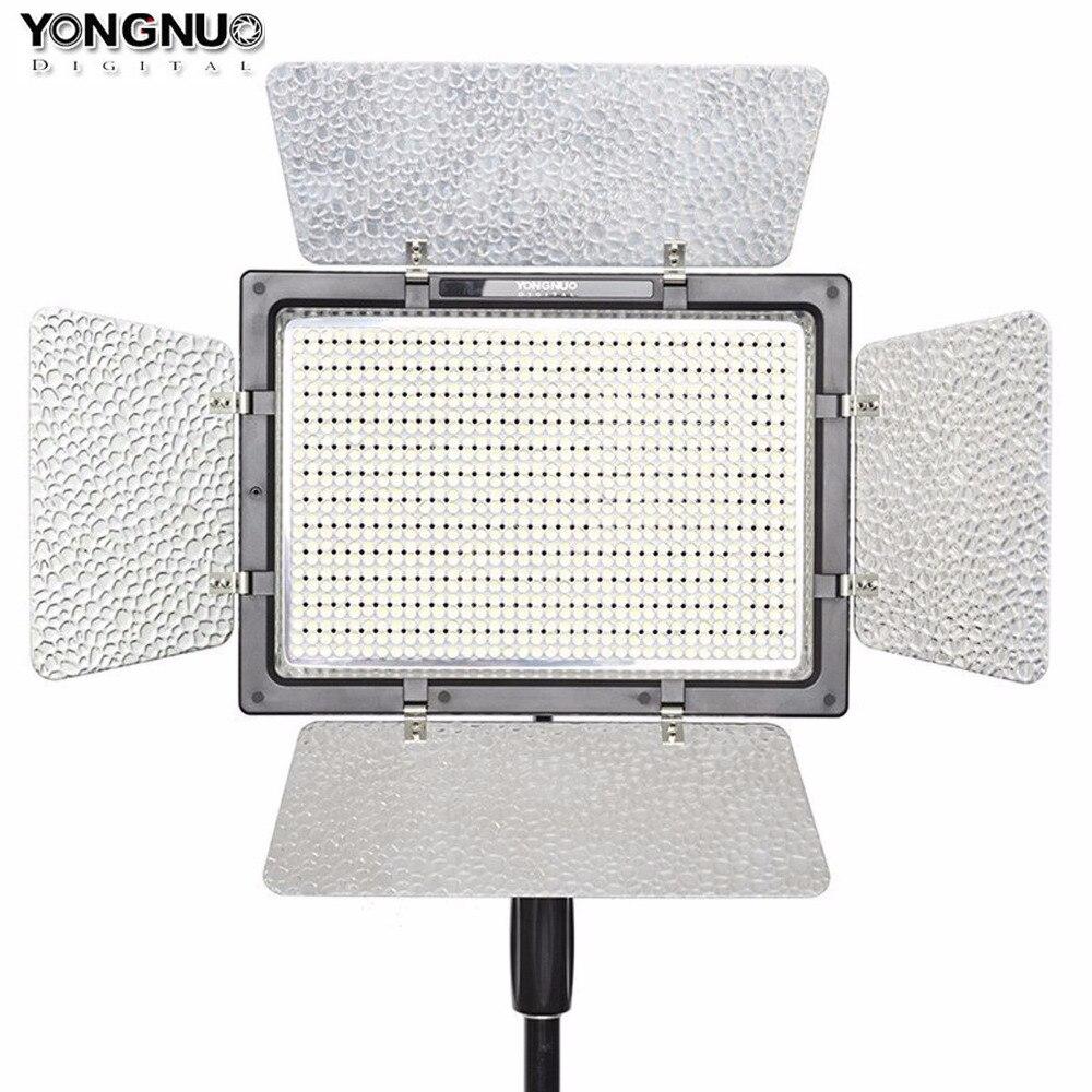YONGNUO yn900 Pro светодиодный видео лампы 5500 К Камера видеокамера приложение Управление 900 светодиодный видео фото заполнить свет снаружи освещен