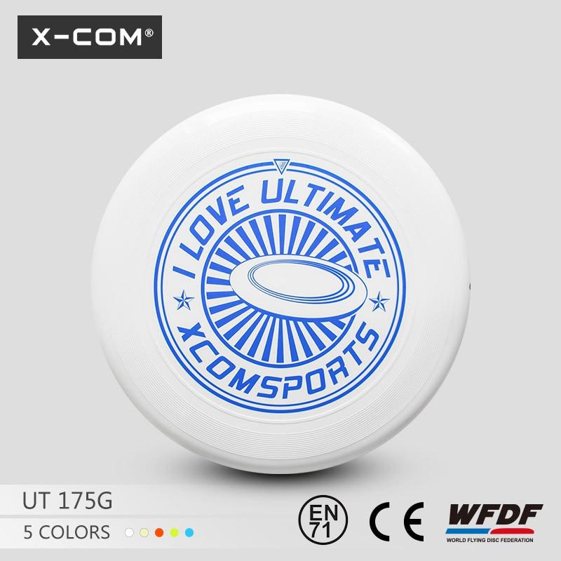 WFDF & USAU מאושר משלוח חינם X-COM 175g מקצועי - ספורט מים