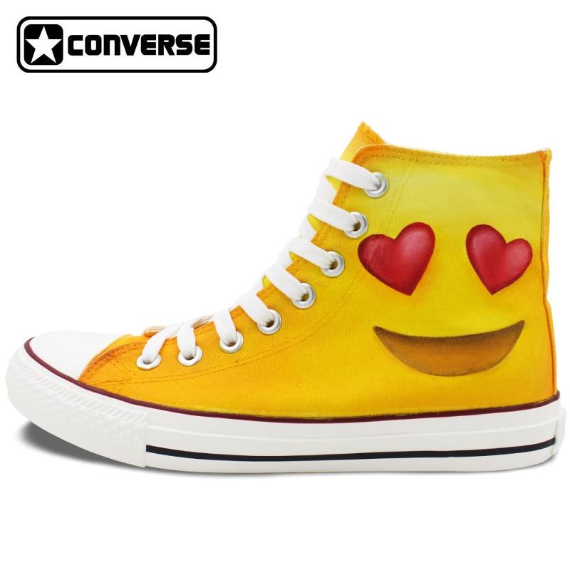 Design Converse Chuck Taylor font b Shoes b font font b Men b font Women Skateboarding
