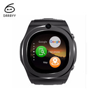 2017 New Smart Watch MTk6580 Support SIM SD Card Bluetooth WIFI GPS SMS For IPhone And