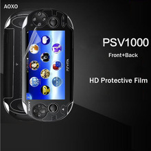 For Sony PlayStation PS Vita PSV 1000 HD Anti-Scratch Screen Protector Film For PSV LCD Sensitive Touch Protective PSV1000 Case