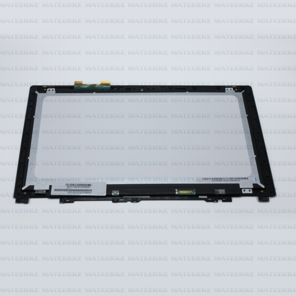 LCD B156HTN03.4 Touch Screen Digitizer Assembly For lenovo U530 With Frame Bezel (1920X1080)