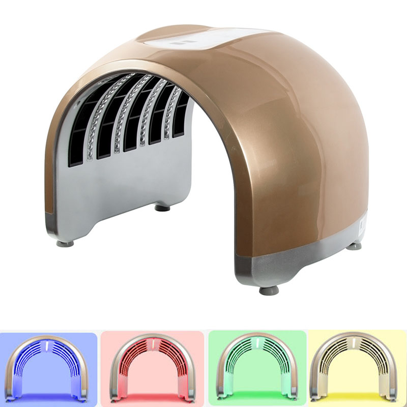 LED Facial Mask Photon Light Energy Therapy Lamp Facial Care Beauty Machine PDT Skin Rejuvenation Anti Aging Acne Wrinkle Remove