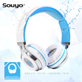 Souyo BT501 Stereo Surround Wireless Bluetooth Headphones for Mobile Phones sports Headphones 3.5mm Headband Long standby