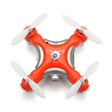 Dwi Dowellin Cheerson CX-10C Mini Drone with Camera 0.3MP RC Quadcopter Remote Control Outdoor Toys Fun Helicopter 2 Colors