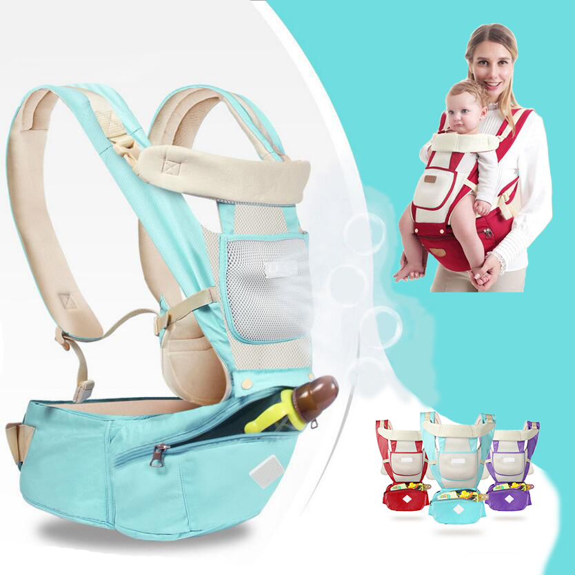 luxury 13 in 1 hipseat ergonomic baby carrier 360 mochila portabebe baby sling backpack Kangaroos children wrap chicco infantil 2017 high end 9 in 1 hipseat ergonomic baby carrier 360 mochila portabebe baby sling backpack kangaroos for children baby wrap