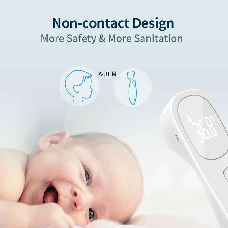 Xiaomi Mijia termometr na podczerwień do czoła cyfrowy termometr na podczerwień Body TFLAG termometr dla niemowląt dzieci dorośli starsi