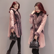 2019 New Winter Coat Bayan Kaban Winter Jacket Women Long Bl