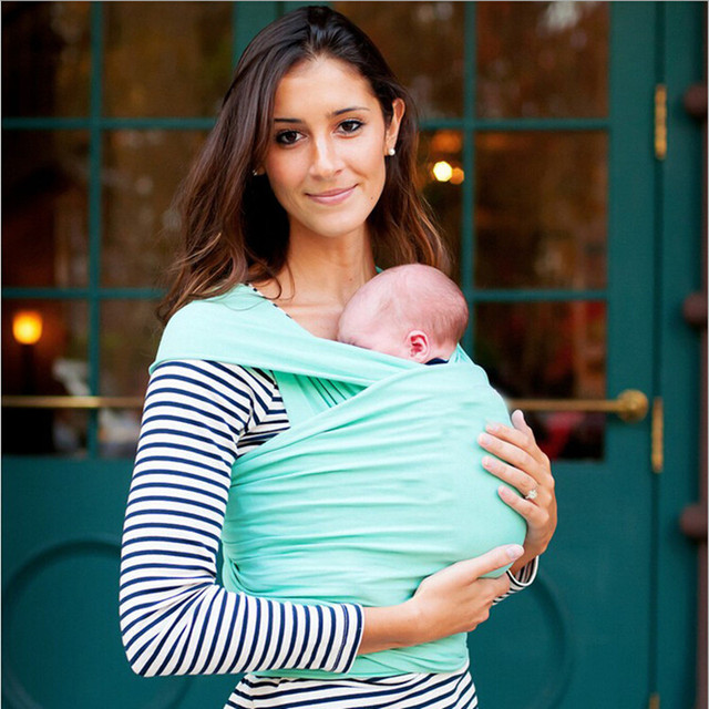 New 2016 Multifunctional Infant Breastfeed Sling Soft Wrap Infant carrier 0 to3 years Breathable And comfortable Cotton