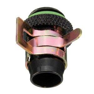 Image 4 - Conexión de lengüeta para radiador de ordenador disipadores térmicos de refrigeración por agua de cobre, abrazadera de enfriamiento para Turbing G1/4 de identificación de 3/8 pulgadas, cromado DEL