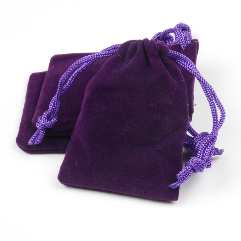 Online Buy Wholesale velvet drawstring bag from China velvet ...