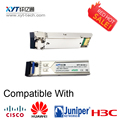 5Pairs Mikrotik Switch Compatible 1310/1550nm(1550/1310nm) 1.25G SFP 20km LC Connector Optic Transceiver SFP