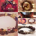 Wedding Garland Decoration Material Natural Rattan Wreath Decoration Christmas Wreaths Decoration DIY Wreath Party Wedding Decro
