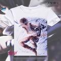 Camiseta Anime Aragoto Noragami Yukine Cosplay T das mulheres dos homens t-shirt de manga curta