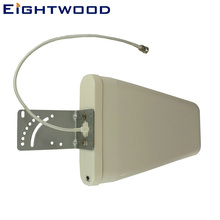 Yagi High Gain 3G / 4G LTE xLTE Wi-Fi Universal Fixed Mount Directional Antenna (700-2700 MHz) 11 dBi