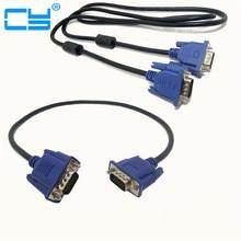 VGA font b Cable b font Male to MaleBraided Shielding High Premium HDTV VGA font b